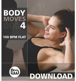 Interactive Music BODY MOVES 4 - MP3