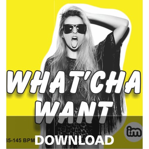Interactive Music WHAT'CHA WANT - MP3