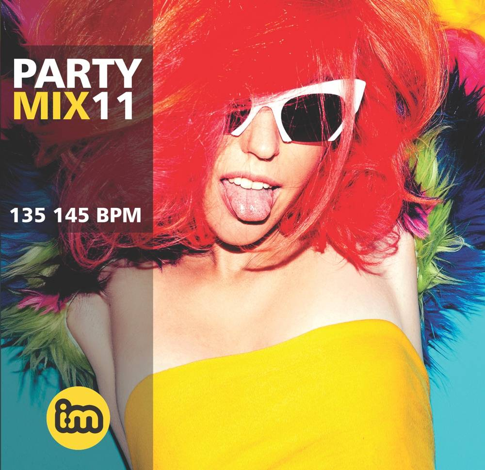 Interactive Music PARTY MIX 11 - CD
