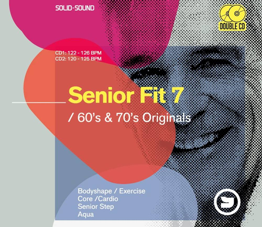 Solid Sound SENIOR FIT 7 - CD