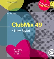 Solid Sound CLUBMIX 49  - CD