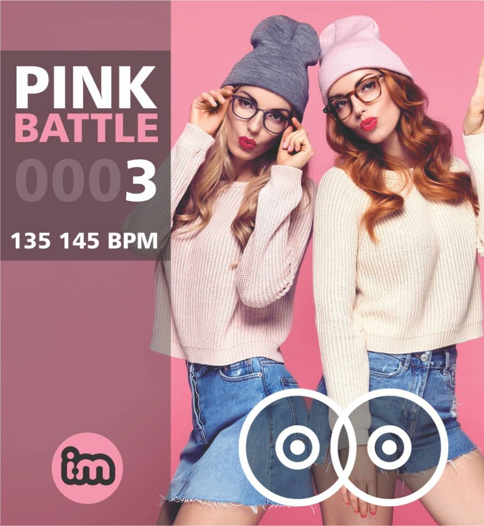 Interactive Music PINK BATTLE 3 - COMBO PACK