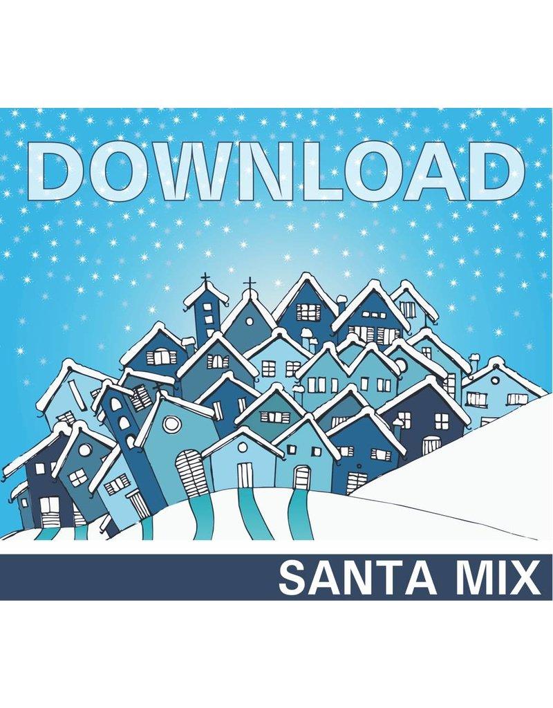 Interactive Music SANTA MIX - MP3