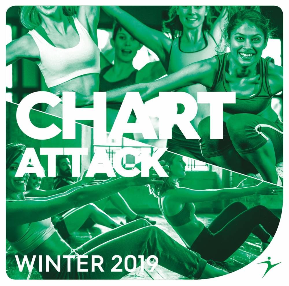 Move Ya! Chart Attack - Winter 2019 CD2