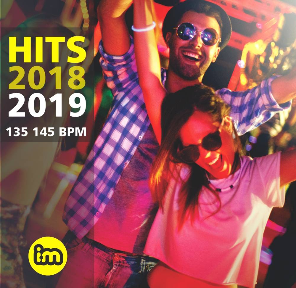 Interactive Music HITS 2018-2019 - CD