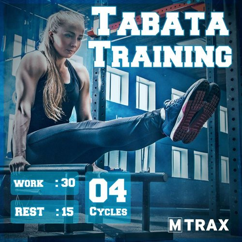 multitrax Tabata Training 30-15 - CD
