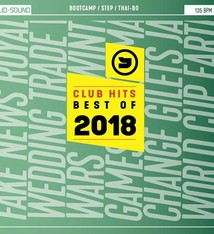 Solid Sound Club Hits Best of 2018 - CD
