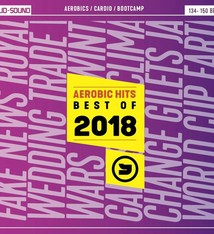 Solid Sound Aerobic Hits Best of 2018 - CD