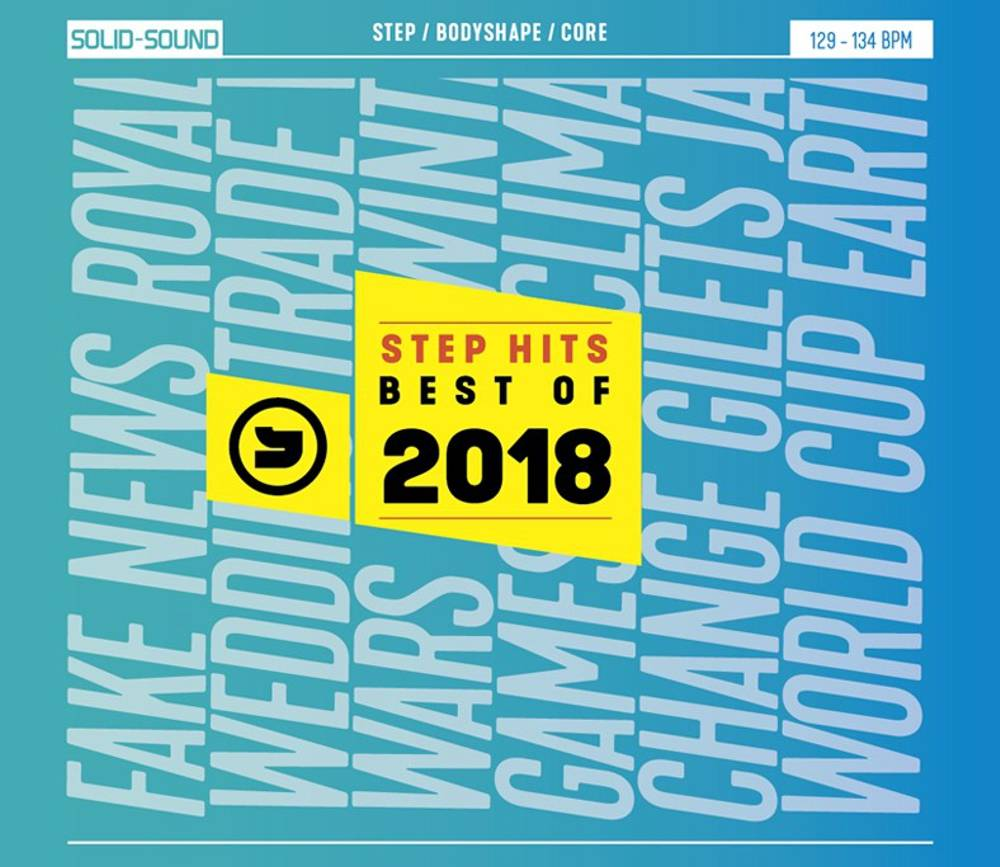 Step Hits Best of 2018 - CD