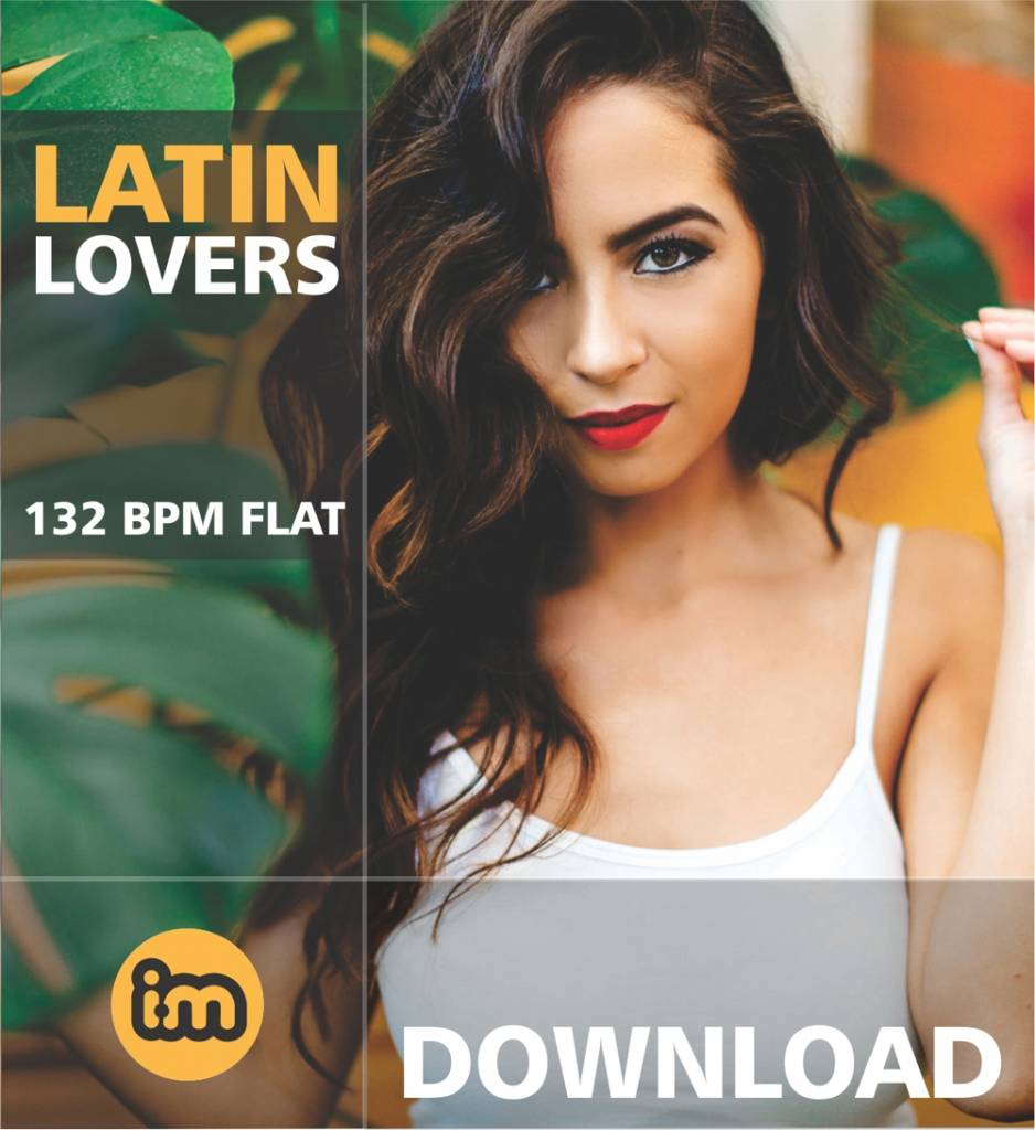 Interactive Music LATIN LOVERS - MP3