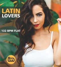 Interactive Music LATIN LOVERS - CD