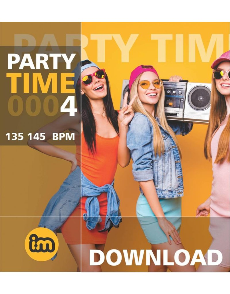 Interactive Music PARTY TIME 4 - MP3