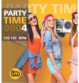 Interactive Music Party Time 4 - CD