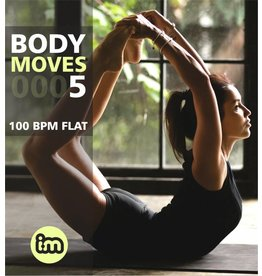 Interactive Music BODY MOVES 5 - CD