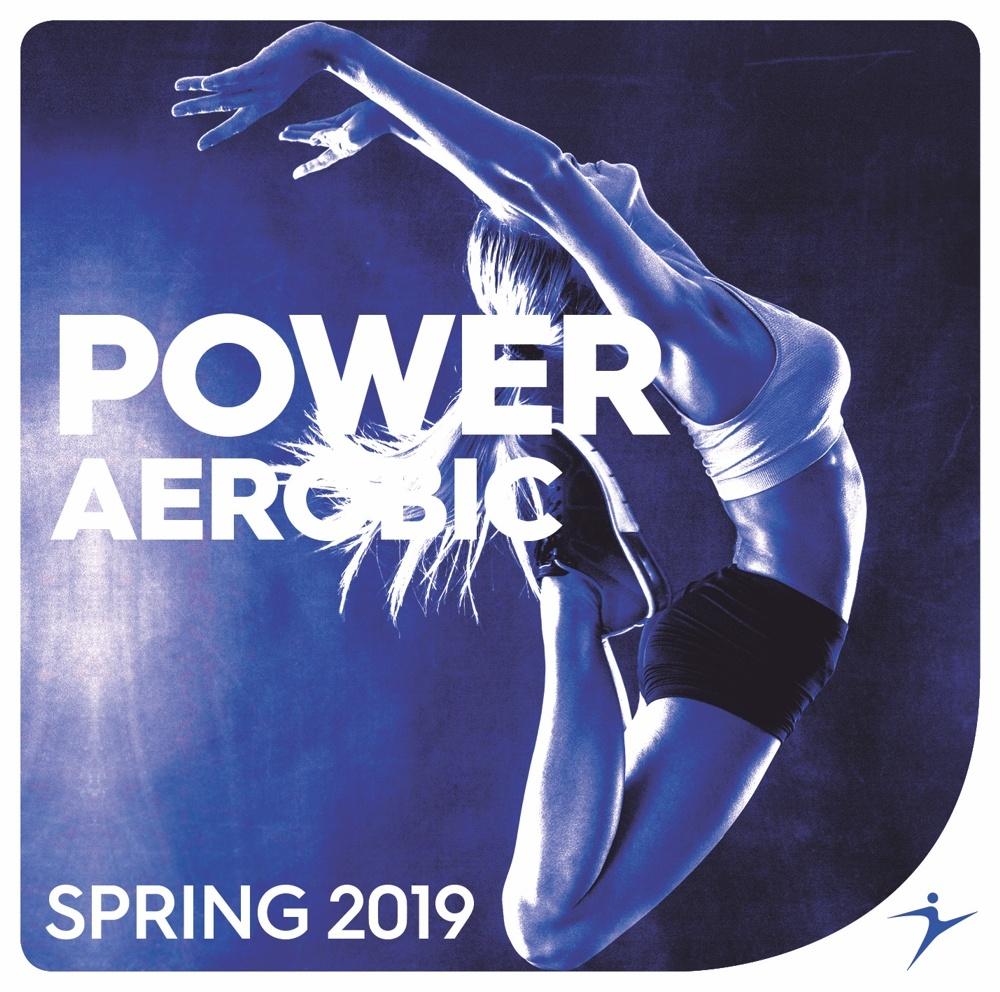 Move Ya! Power Aerobic - Spring 2019 - CD