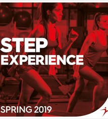 Move Ya! Step Experience - Spring 2019 - CD