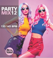 Interactive Music #08 party mix 12 - cd