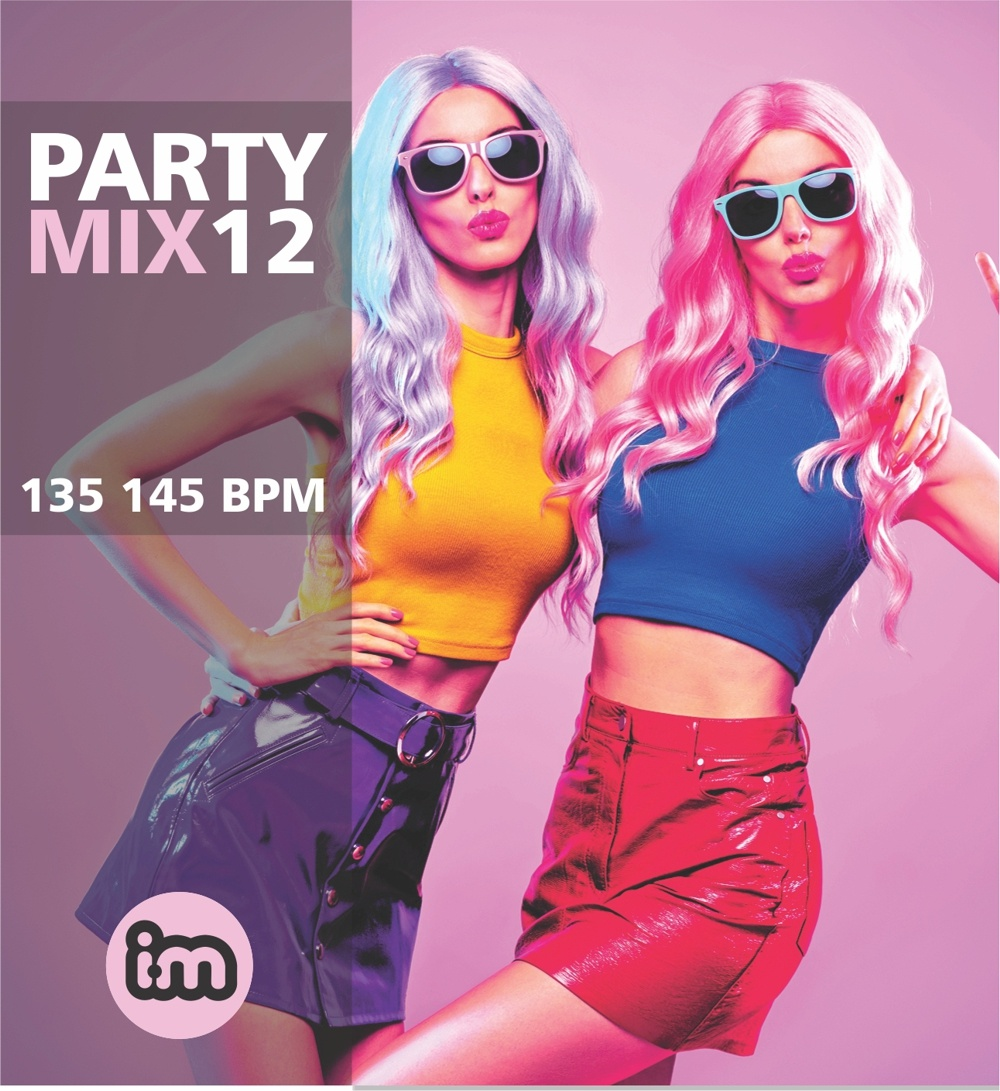 Interactive Music party mix 12 - cd