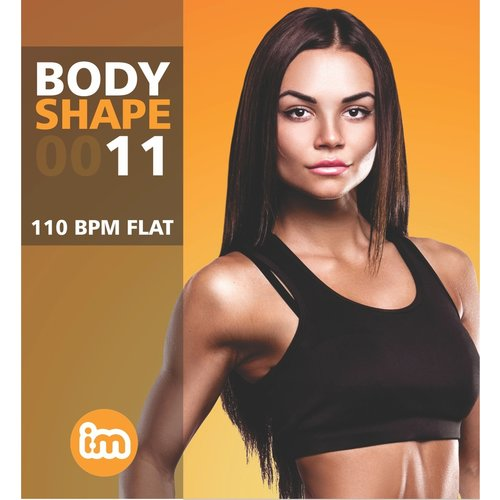 Interactive Music body shape 11 - cd