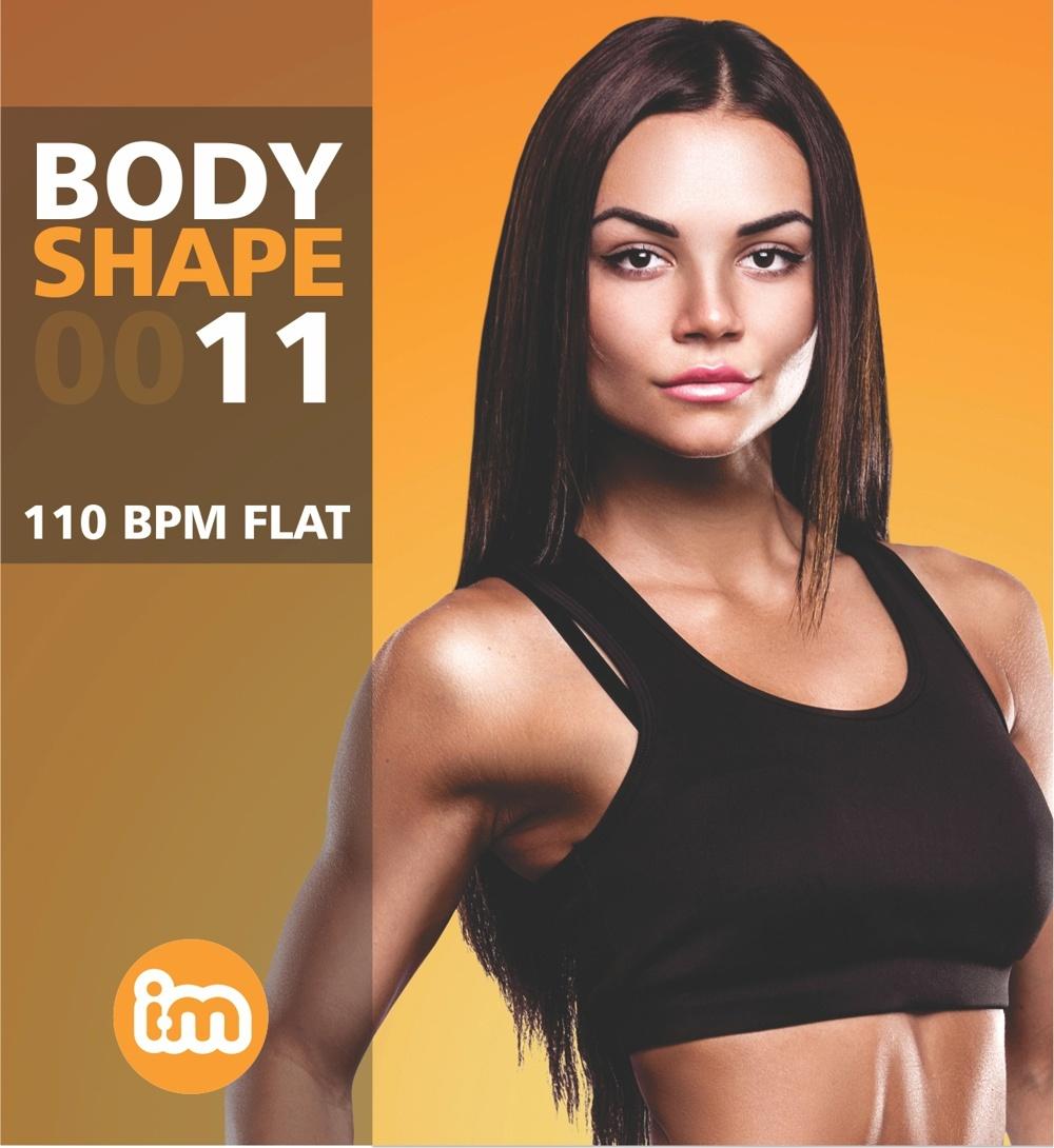 Interactive Music body shape 11 - cd