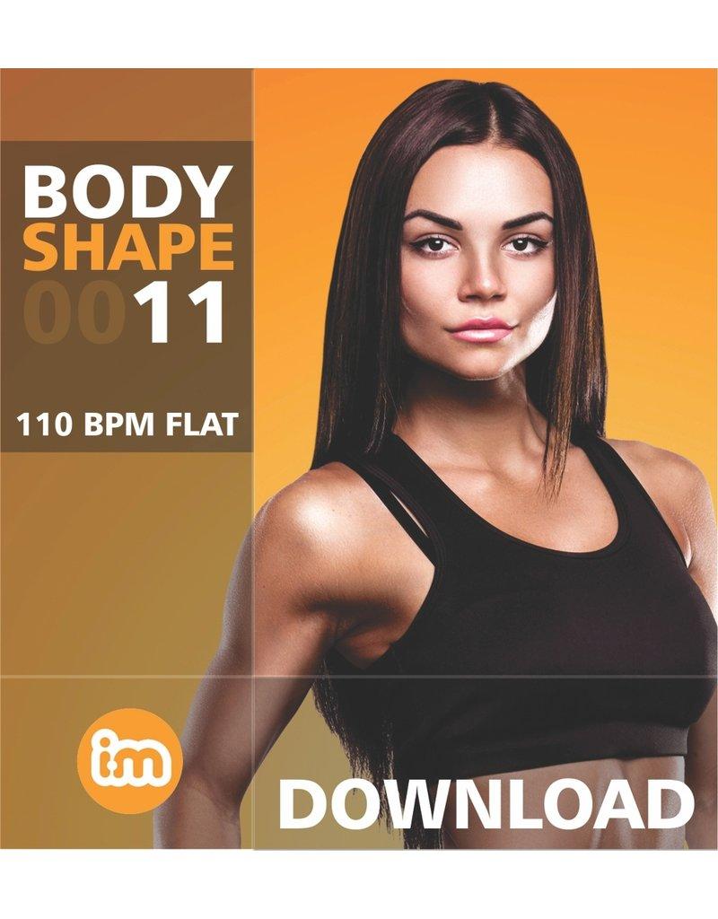 Interactive Music bodyshape 11 - mp3