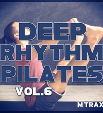 multitrax Deep Rhythm Pilates 6  - CD