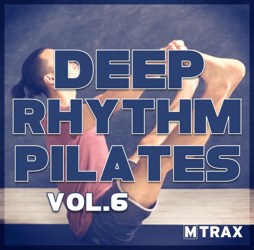 multitrax Deep Rhythm Pilates 6  - CD