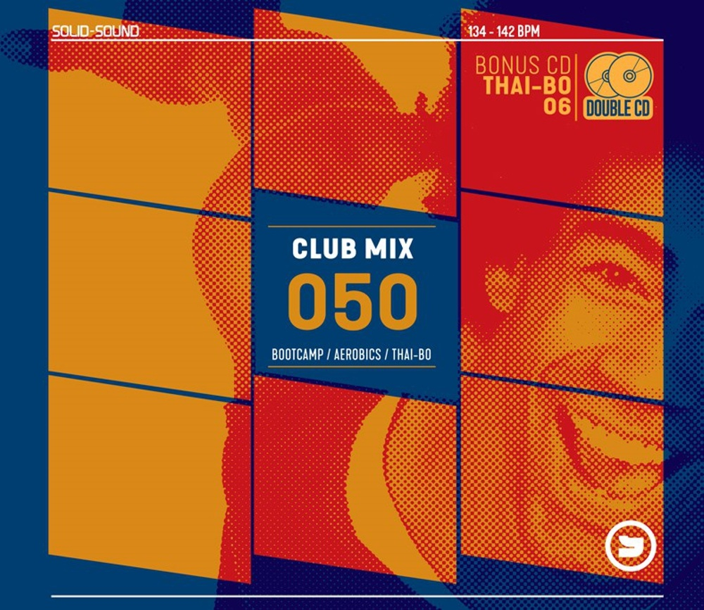 Solid Sound CLUBMIX 50 - CD