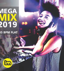 Interactive Music #01 MEGAMIX 2019 - CD