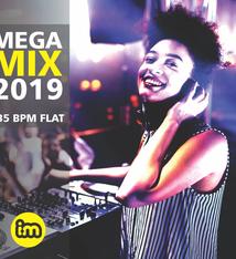 Interactive Music #08 MEGAMIX 2019 - CD