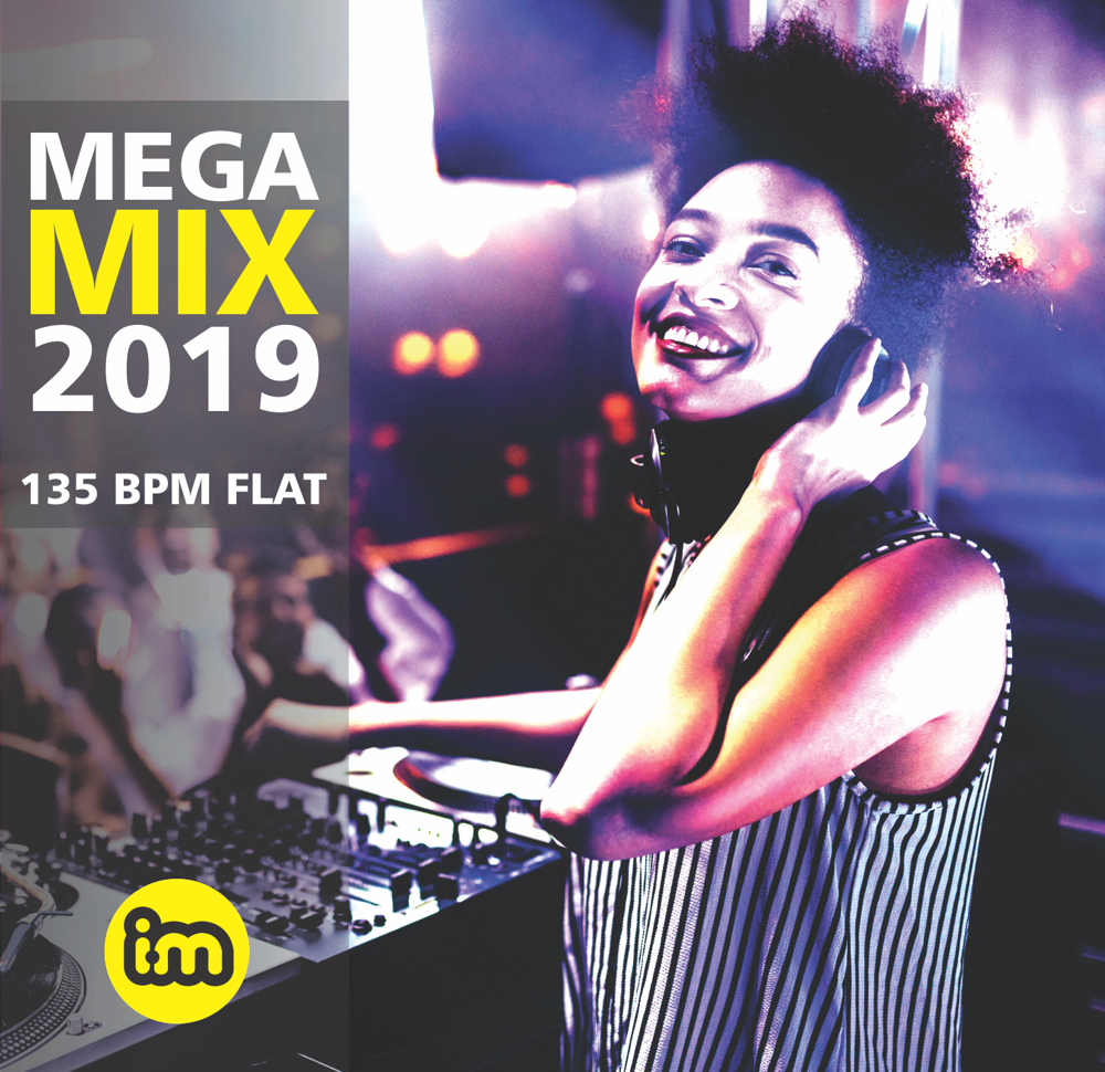 Interactive Music MEGAMIX 2019 - CD