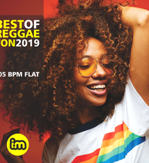 Interactive Music #10 best of reggaeton 2019 - cd
