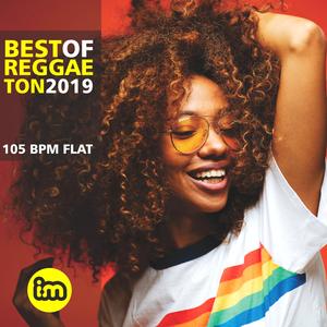 Interactive Music best of reggaeton 2019 - cd