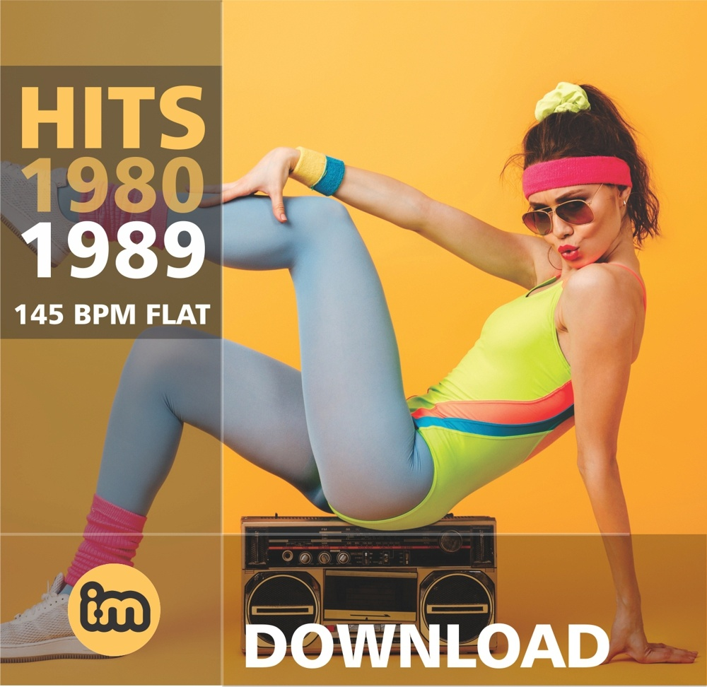 Interactive Music HITS 1980-1989 - MP3