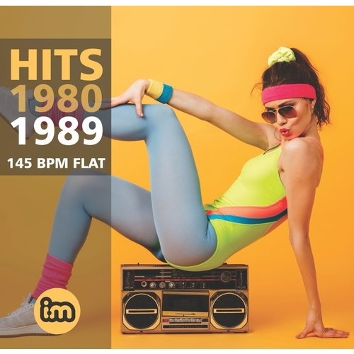 Interactive Music HITS 1980-1989 - CD
