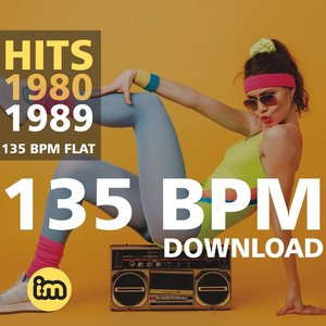 Interactive Music HITS 1980-1989 - 135 BPM - MP3