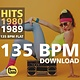 Interactive Music HITS 1980-1989 - 135 BPM - MP3