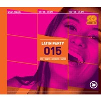 LATIN PARTY 15- dubbele cd