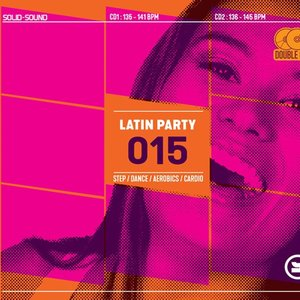 Solid Sound LATIN PARTY 15- dubbele cd