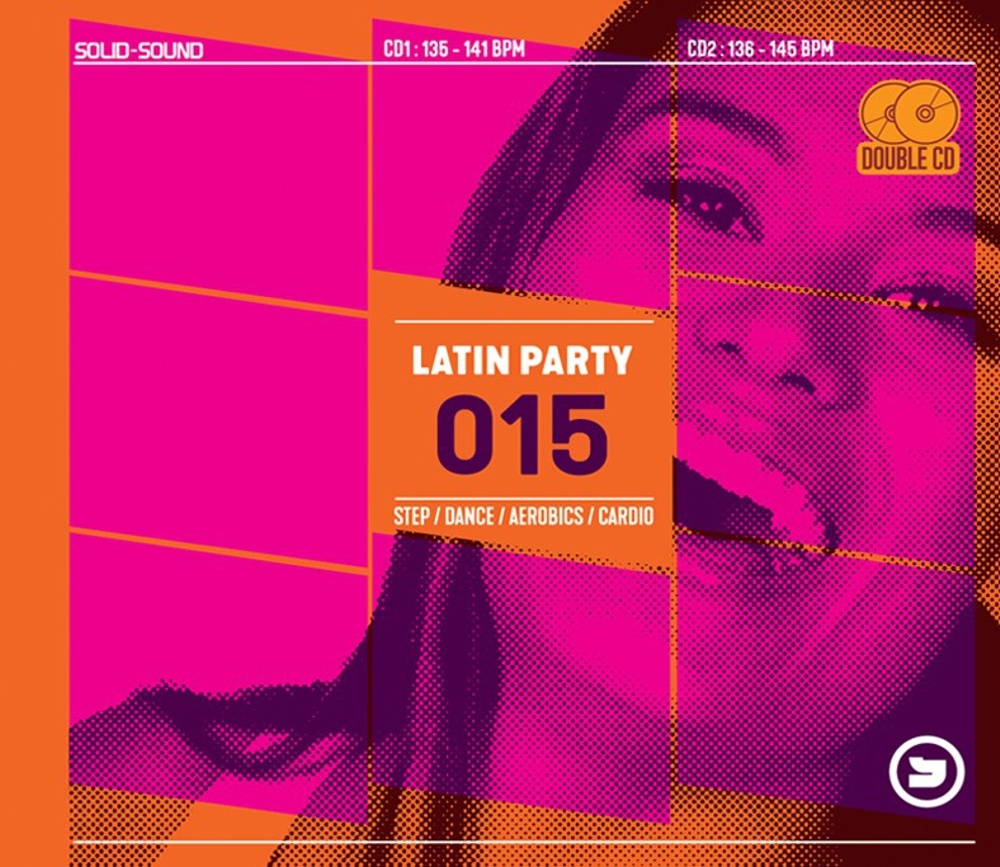 Solid Sound LATIN PARTY 15 - double cd