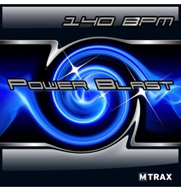 multitrax 140 bpm power blast