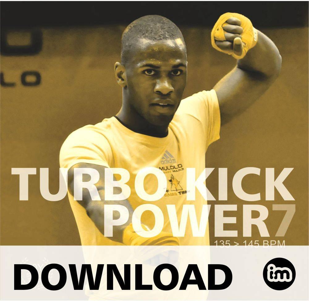 Interactive Music TURBO KICK POWER 7 -MP3