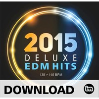 2015 DELUXE - EDM HITS - MP3