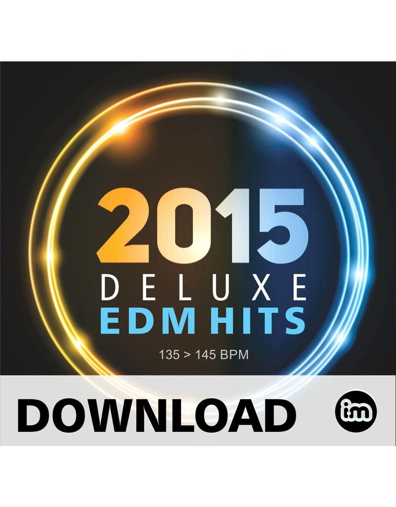Interactive Music 2015 DELUXE - EDM HITS - MP3