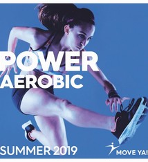 Move Ya! Power Aerobic Summer 2019 - CD