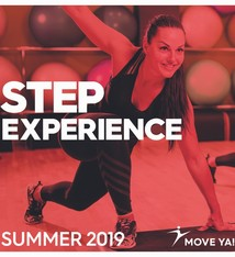 Move Ya! Step Experience Summer 2019 - CD