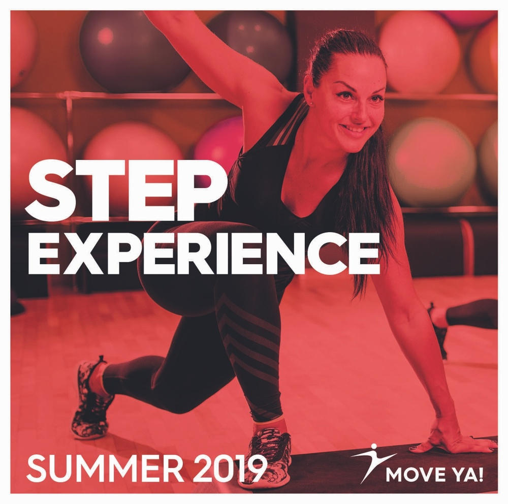Move Ya! Step Experience Summer 2019 - CD