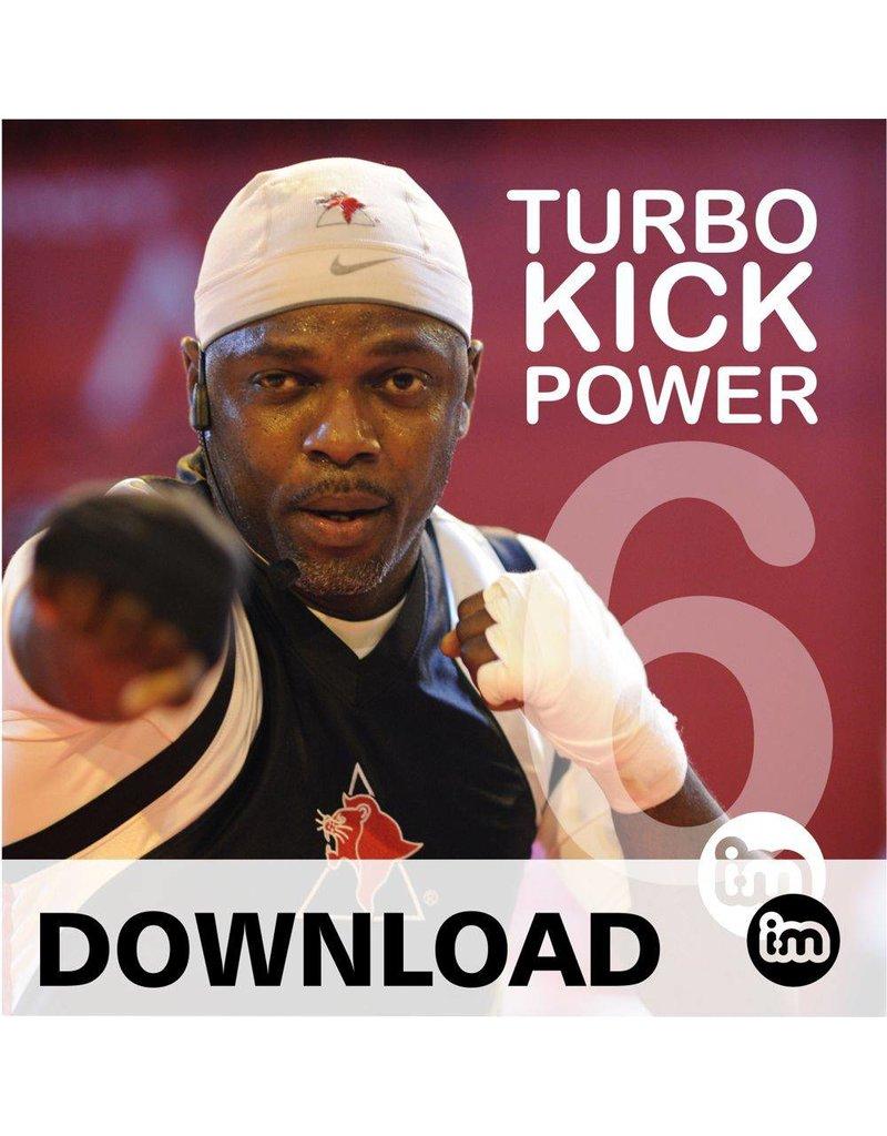 Interactive Music TURBO KICK POWER 6 - MP3