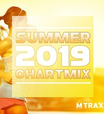 multitrax #10 Summer 2019 Chartmix (Single CD)