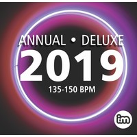 Annual Deluxe 2019 Aerobic - CD